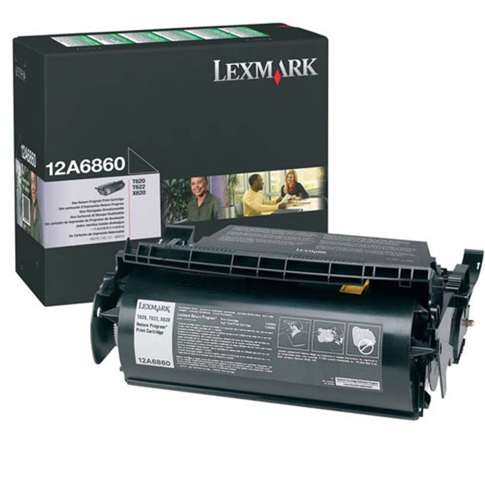 КАСЕТА ЗА LEXMARK OPTRA T 620/622 - P№ 12A6865 product