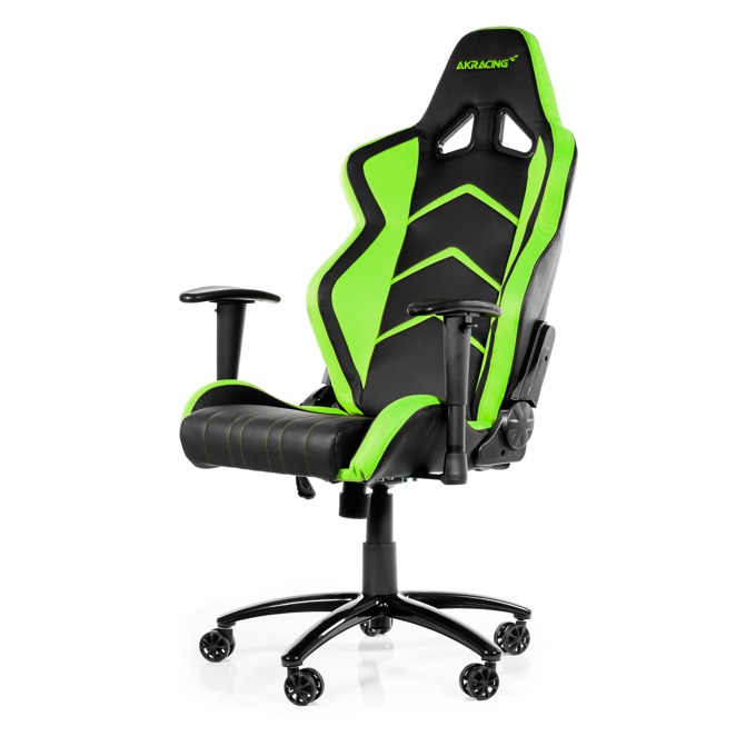 AKRACING Player Gaming Chair Black Green