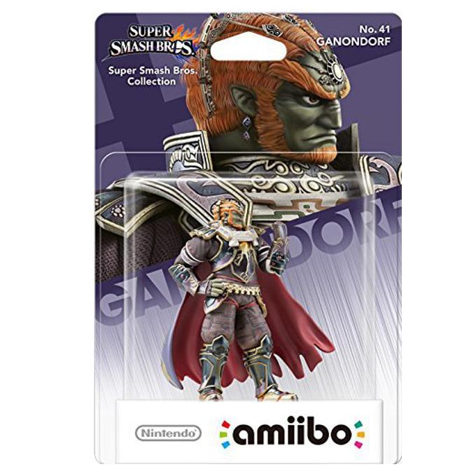 Nintendo Amiibo - Ganondorf, за Nintendo 3DS/2DS, Wii U image