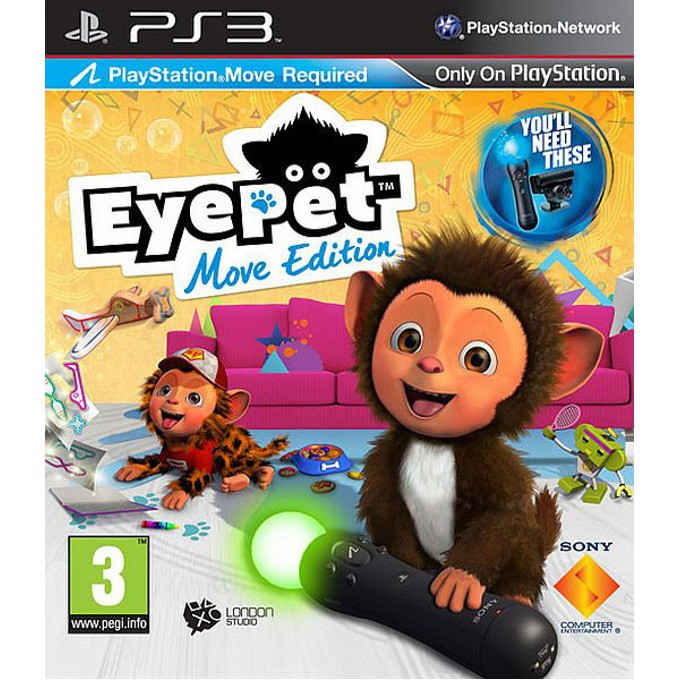 EyePet Move Edition, за PlayStation 3 image