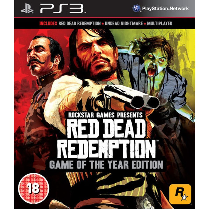 Red Dead Redemption GOTY, за PlayStation 3 image