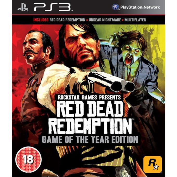 Игра за конзола Red Dead Redemption GOTY, за PlayStation 3 image