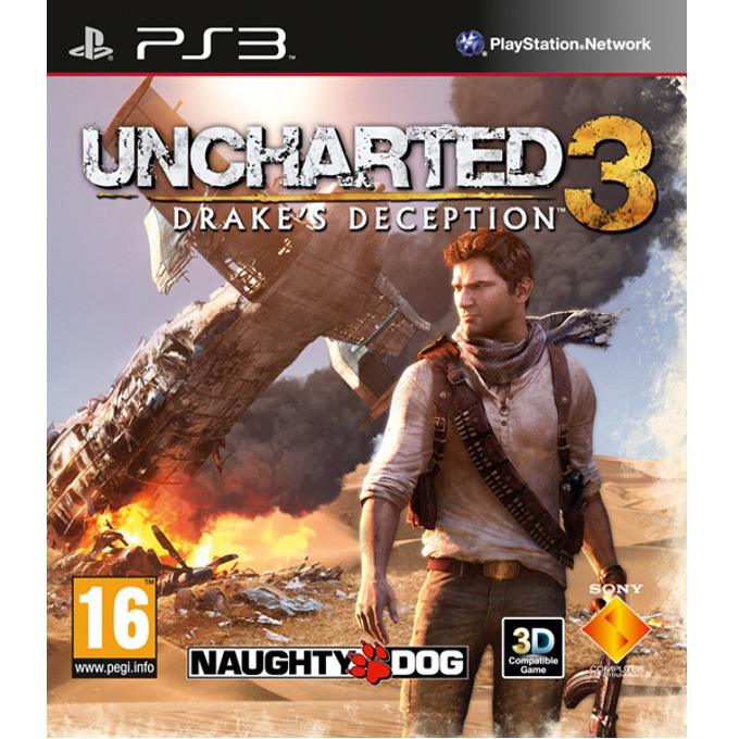 Uncharted 3: Drake's Deception, за PlayStation 3  image