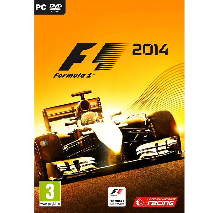 Игра F1 2014, за PC image