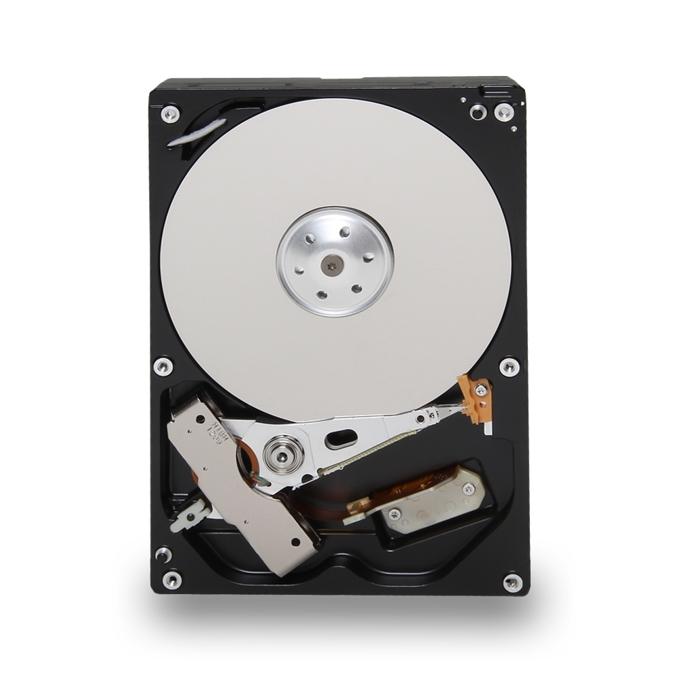 """500GB Toshiba, SATA 6Gb/s, 7200rpm, 32MB, 3.5""""(8.89 cm) image"""