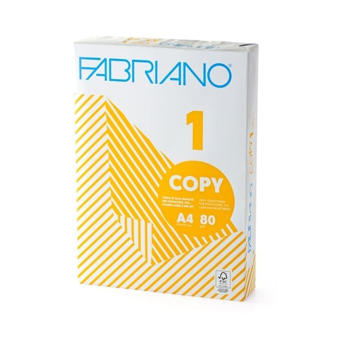 Fabriano Copy 1, A4, 80 g/m2, 500 листа product