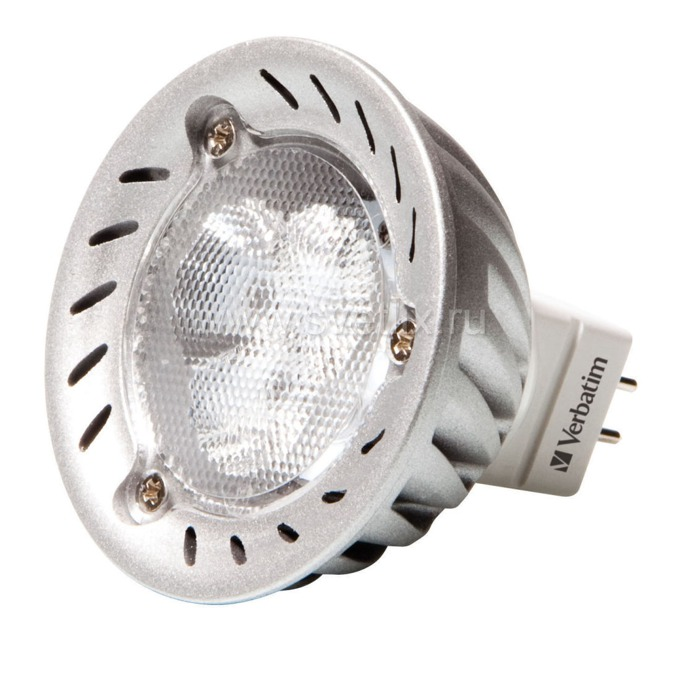 LED крушка Verbatim 52138, GU5.3, 4W, 200lm, 3000k image