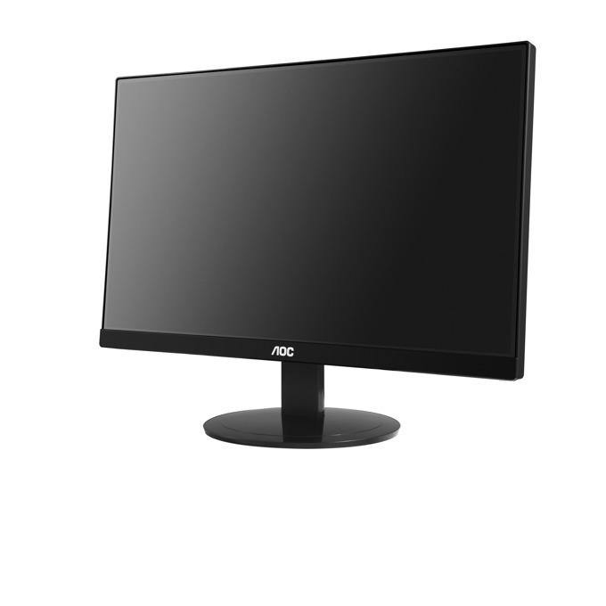 """Монитор AOC I2480SX, 23.8""""(60.45 см), IPS панел, FullHD, 5ms, 20000000:1, 250 cd/m2, DVI, VGA image"""