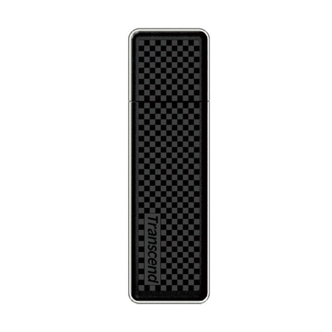 Памет 8GB USB Flash Drive, Transcend JetFlash 780, USB 3.0, черна image