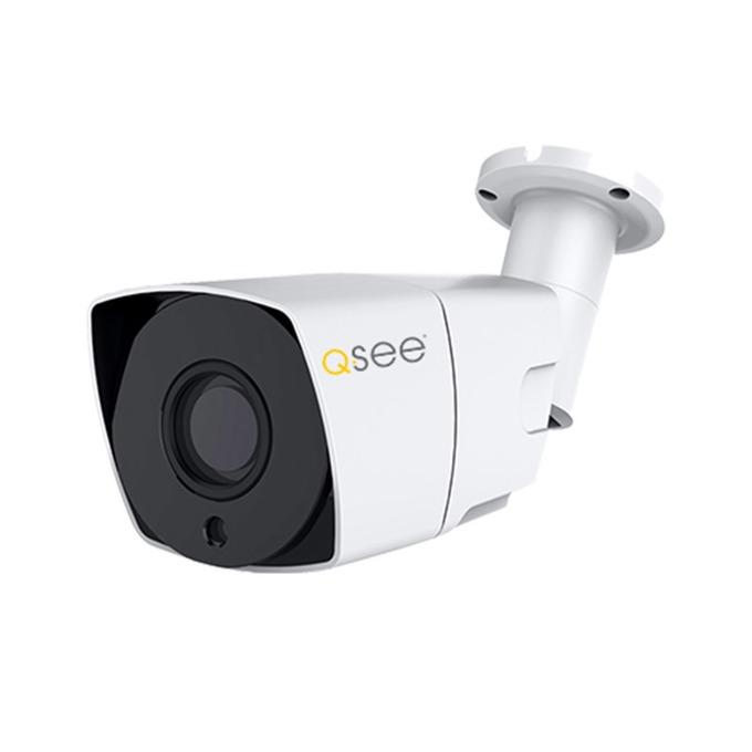 "IP камера Q-See QH8071B, насочена ""bullet"" камера, 4 MPix (2688x1520), 2.8-12 mm обектив, IR осветление (до 30m), външна IP66 image"