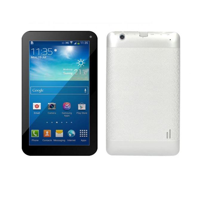 "Таблет Privileg MID-72CS (сив), 7"" (17.78 cm) дисплей, двуядрен WM 8880 1.5GHz, 512MB RAM, 4GB памет (+microSD слот), 0.3 & 0.3 Mpix камера, Android 4.2, 304g image"
