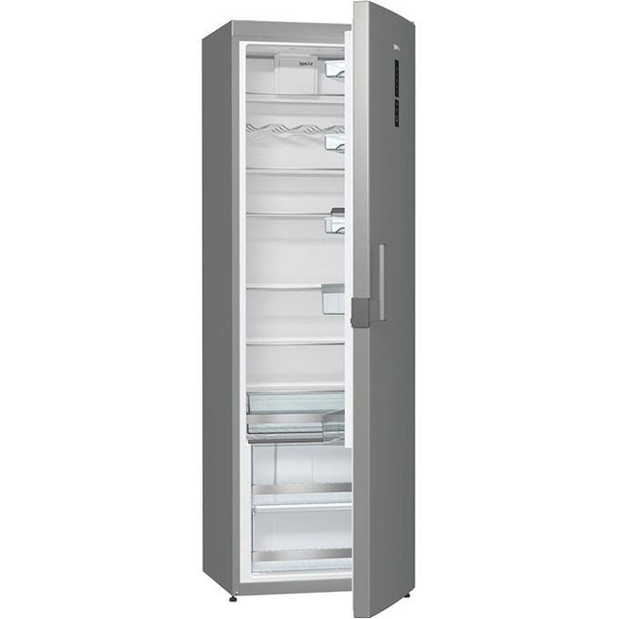Хладилник Gorenje R 6192 LX, клас A++, 368 л. общ обем, свободностоящ, 113 kWh/годишно, AdaptTech, FreshZone, LED Display, инокс image