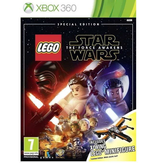 LEGO Star Wars: The Force Awakens Special Edition, за Xbox 360 image