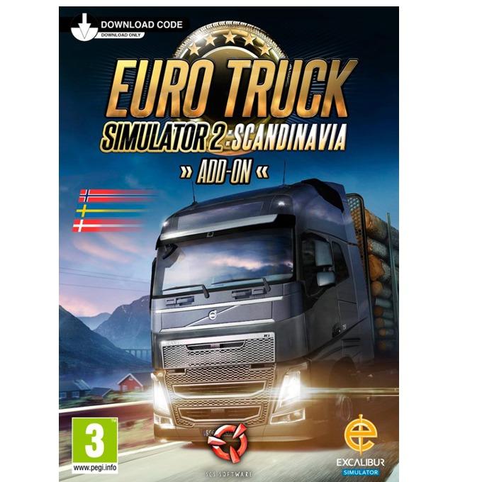 Euro Truck Simulator 2: Scandinavia, за PC image