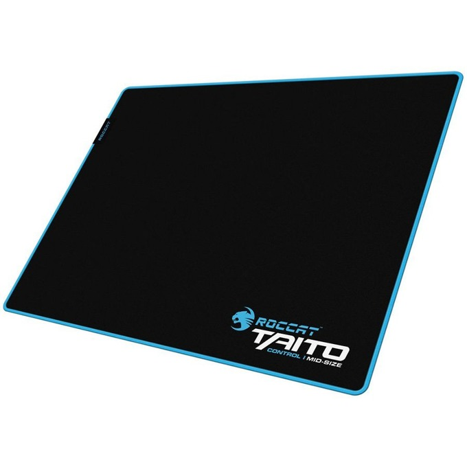 Подложка за мишка Roccat Taito control mini gaming, гейминг, черна, 275 x 200 x 3.5mm image