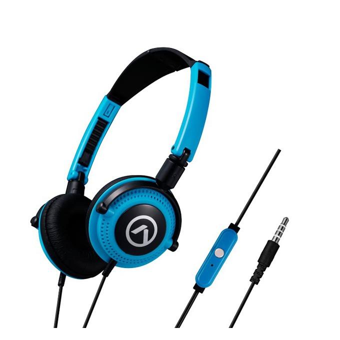 Слушалки Amplify Symphony AM2005, микрофон, сини с черни елементи image