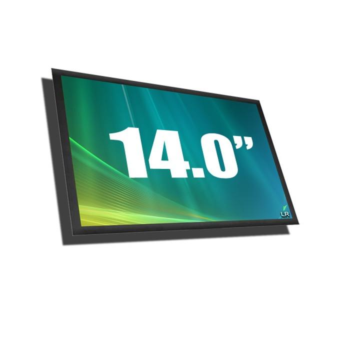 "Матрица за лаптоп Hydis HB140WX1-400, 14.0"" (35.56cm), WXGA 1366:768 pix, матова image"