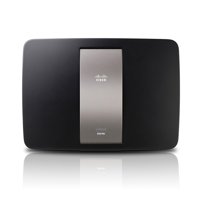 Linksys Smart Wi-Fi Router EA6700 Dual Band