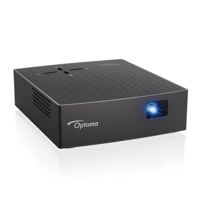 Проектор Optoma LV130, DLP, WVGA (854x480), 100 000:1, 300 lm, HDMI, USB image