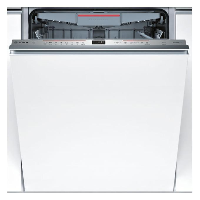 Съдомиялна за вграждане Bosch SMV 68 MX 04E, клас А+++, 14 комплекта, 8 програми, 6 температури, бяла  image