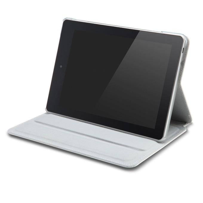 """Калъф за таблет до 7.9"""" (20.1 cm), съвместим с Acer Iconia Tab A1-810, бял image"""