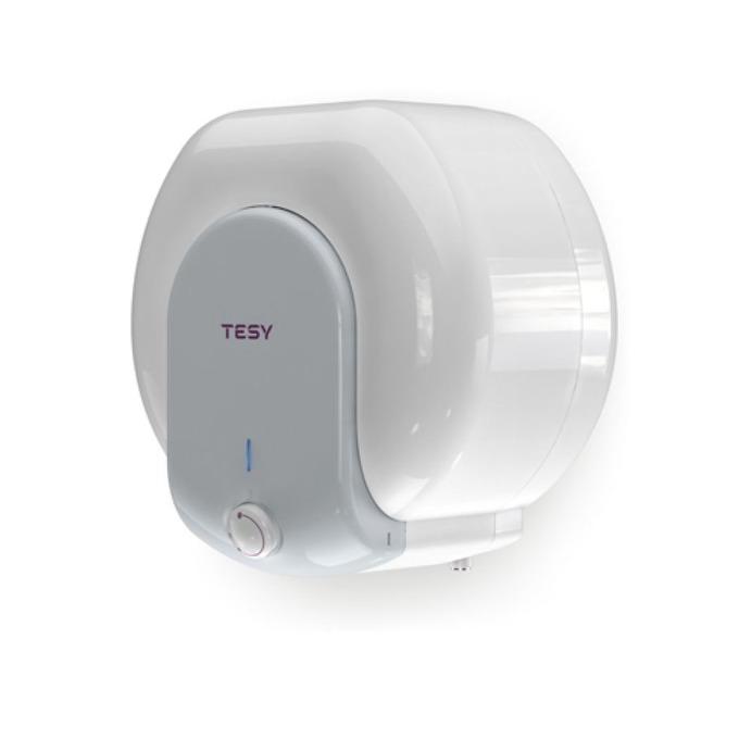 Електрически бойлер Tesy BiLight Compact Line, 10л., вертикален, 2 kW, стъклокерамично покритие, клас C, терморегулатор image