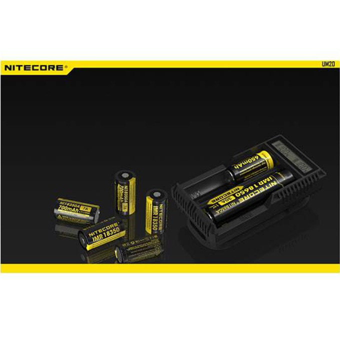 Зарядно устройство Nitecore UM20 за Li-ion батерии image