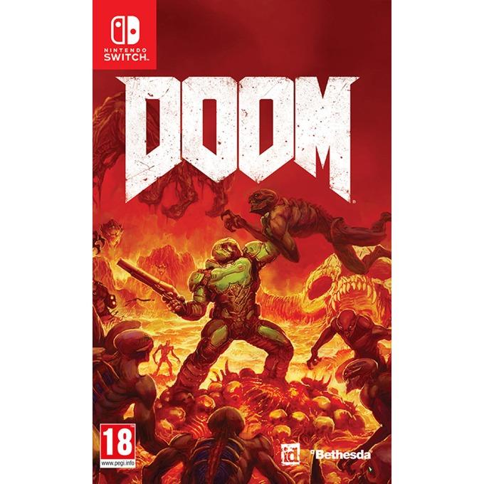 DOOM, за Switch image