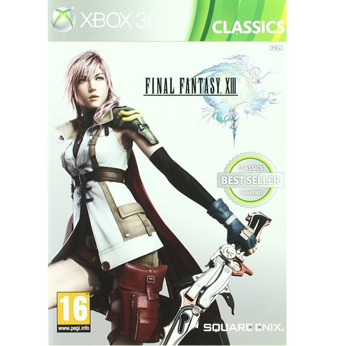 Final Fantasy XIII product