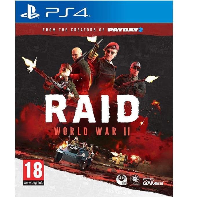 RAID World War II, за PS4 image