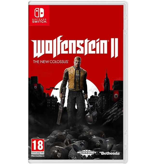 Wolfenstein II: The New Colossus, за Switch image