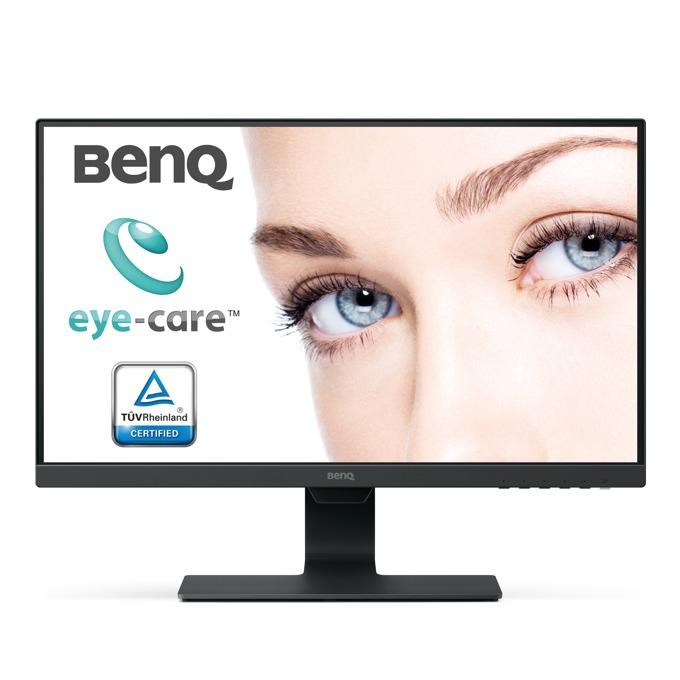 """Монитор BenQ BL2480 (9H.LH1LA.TBE), 23.8"""" (60.45 cm) IPS панел, Full HD, 5ms, 1 000:1, 250cd/m2, Display port, HDMI, VGA image"""