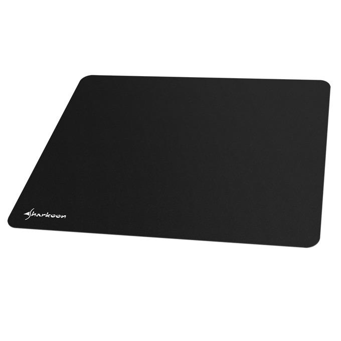 Подложка за мишка Sharkoon S1337 Gaming Mat XL, гейминг, черна, 444 x 355 x 2.4 mm image