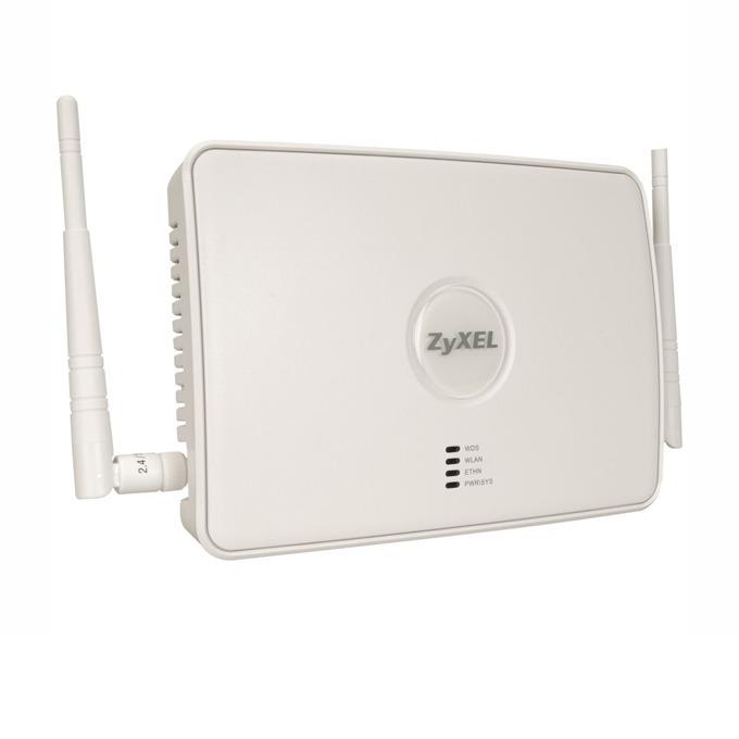 Точка за достъп ZyXEL NWA3160-N-EU01F, 2.4 & 5 GHz, 300 Mbps, 1 x 10/100/1000 Ethernet Port, 2 антени image