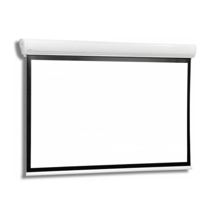 Екран Avers STRATUS 2 (30-17 MG BB), eлектрически за стена/таван, Matt Grey, 3000x1740 мм, 16:9 image