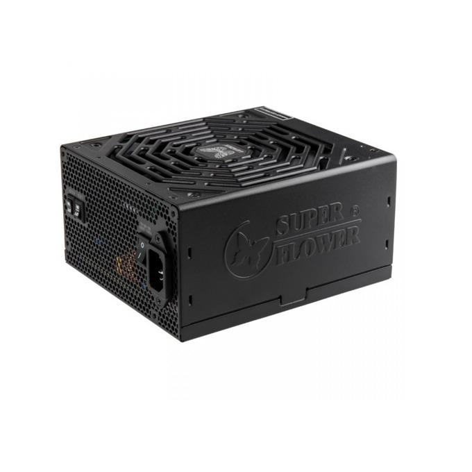 Захранване Super Flower Leadex II, 650W, Active PFC, 80+ Gold, изцяло модулярно, 140мм вентилатор image