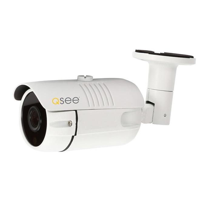"""AHD камера Q-See QH8531B, насочена """"bullet"""" камера, 5 MPix (2592x1944), 2.8-12 mm обектив, IR осветление (до 40m), външна IP66 image"""