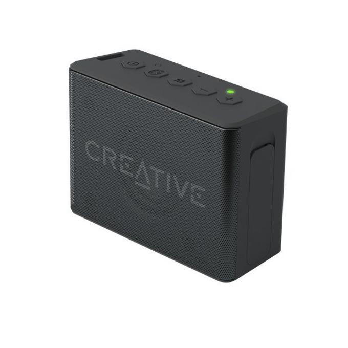 Тонколона Creative MUVO 1c, 1.0, Bluetooth 4.2, вграден микрофон, сива, до 6 часа време за работа, IP66 защита image