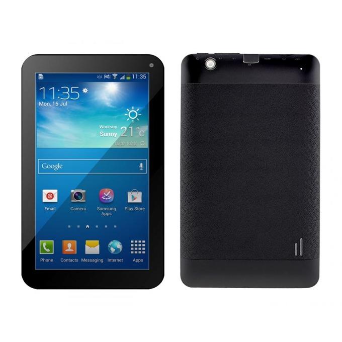 "Таблет 7"" (17.78 cm) PRIVILEG MID-72C черен, двуядрен WM 8880 1.5GHz, 1GB RAM, 8GB памет (+microSD слот), Android 4.2, 1г. image"
