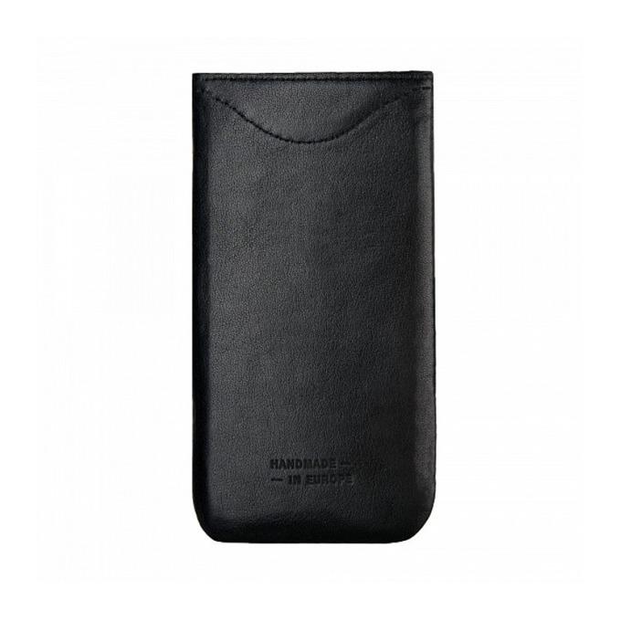 """Калъф """"джоб"""" Bugatti SlimFit, естествена кожа, ръчна изработка, за Sony Xperia Z3, черен image"""