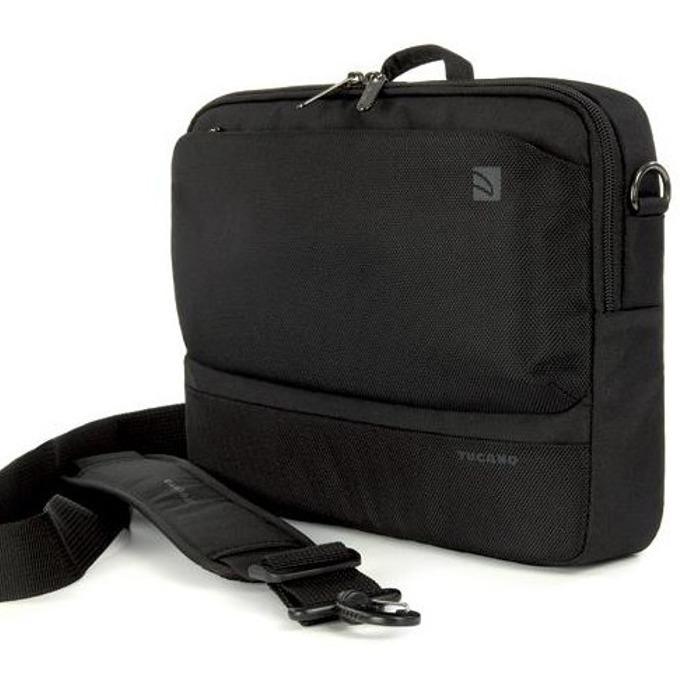 "Чанта Dritta за ултрабук TUCANO BDR11, slim, 11-11.6""(27.94-29.46cm), черен image"