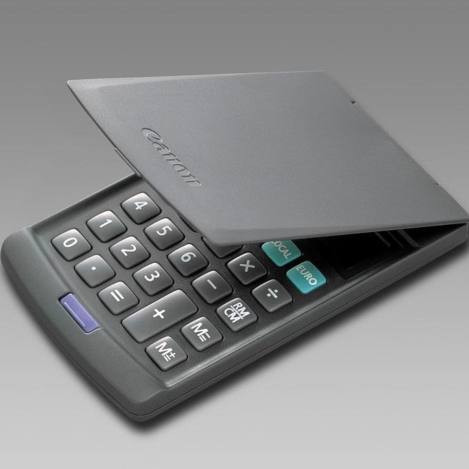 Canon LS-39E Handheld Calculator
