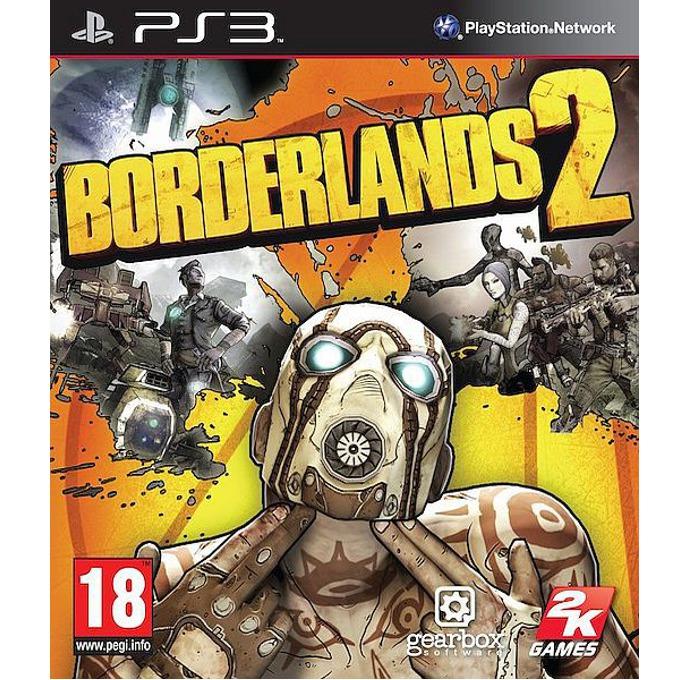 Игра за конзола Borderlands 2, за PlayStation 3 image