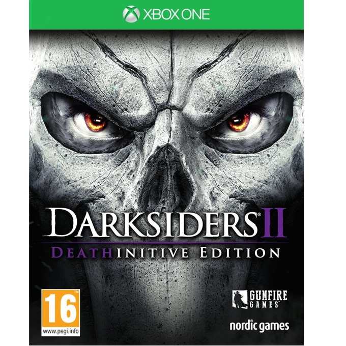 Darksiders II Deathinitive Edition, за Xbox One image