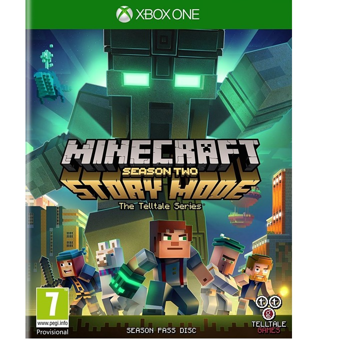 Minecraft Story Mode - Season 2 Pass Disc, за Xbox One image