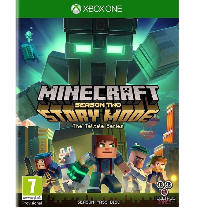 Игра за конзола Minecraft Story Mode - Season 2 Pass Disc, за Xbox One image