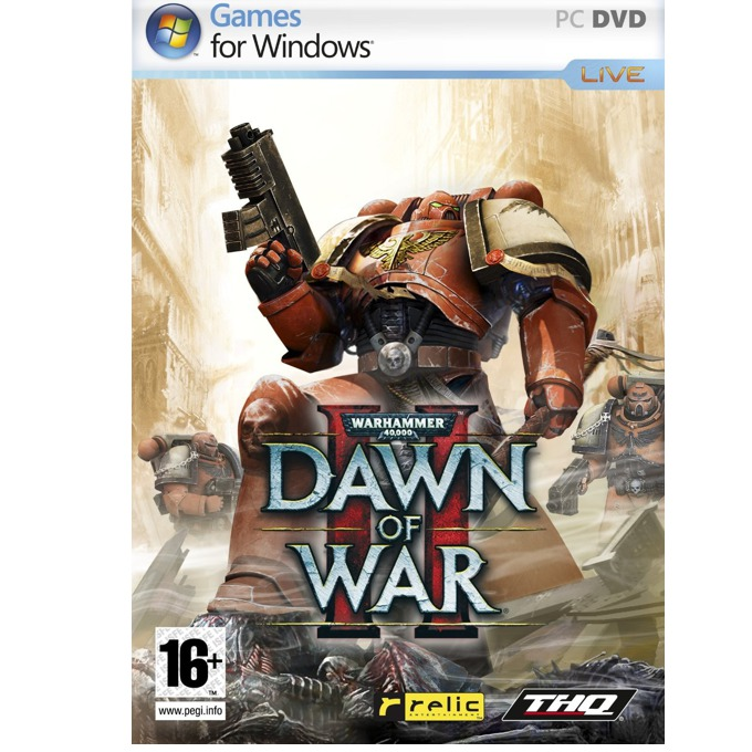Warhammer 40k: Dawn of War II, за PC image