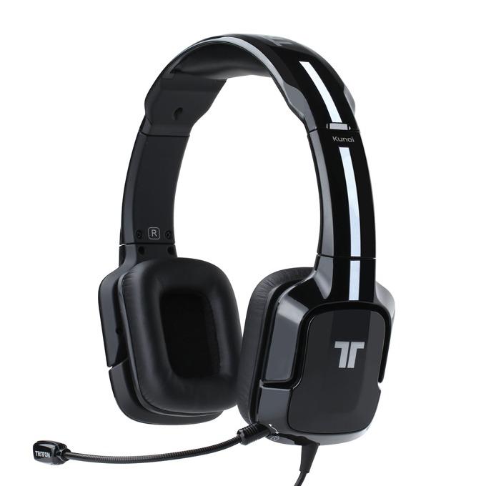 Геймърски слушалки Mad Catz Tritton Kunai (черни) image