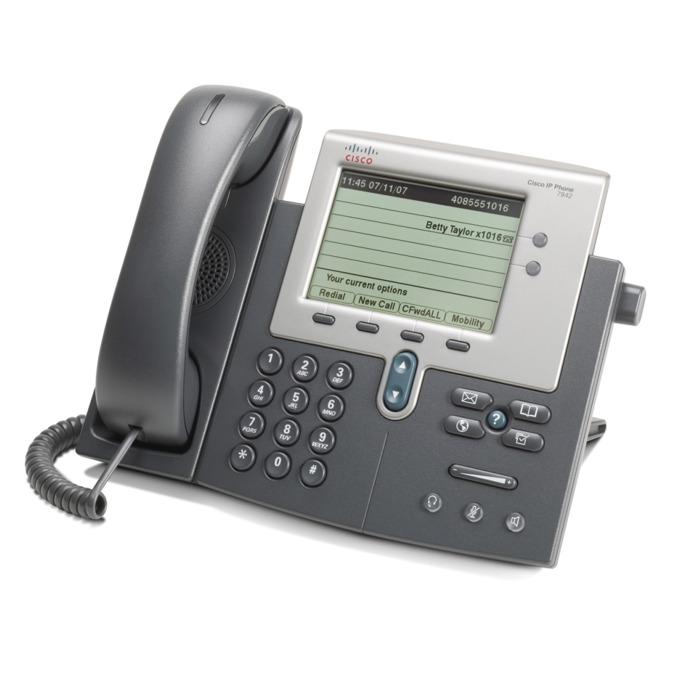 VoIP Телефон Cisco 7942 Unified spare