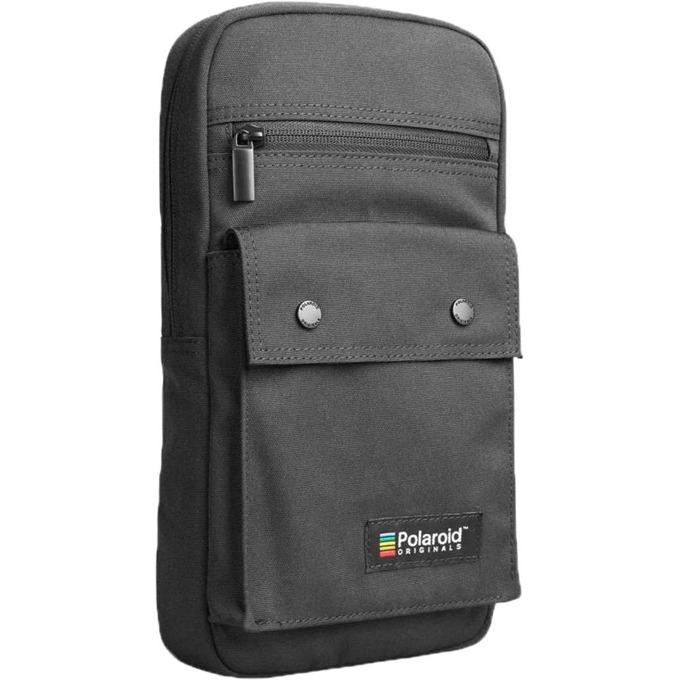 Чанта Polaroid Originals SX-70 Folding Camera Bag, съвместима с Polaroid SX-70 или SLR 680, черна image
